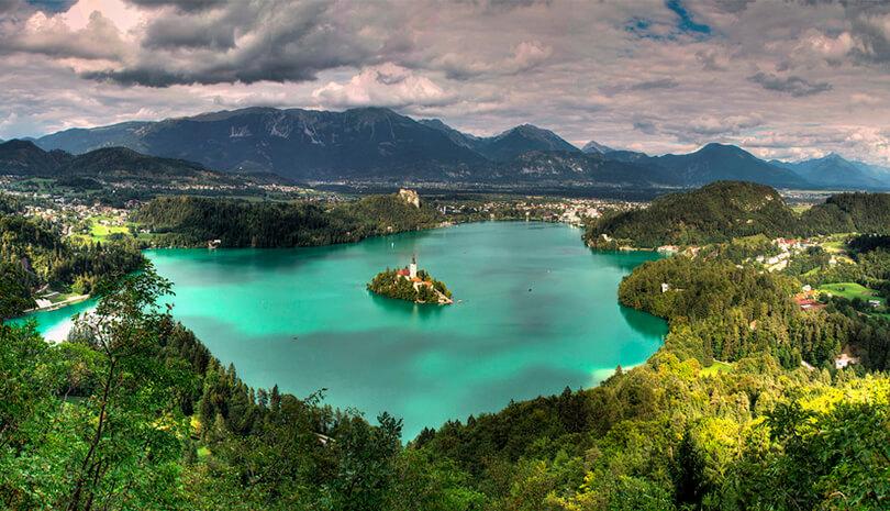 clima promedio en eslovenia