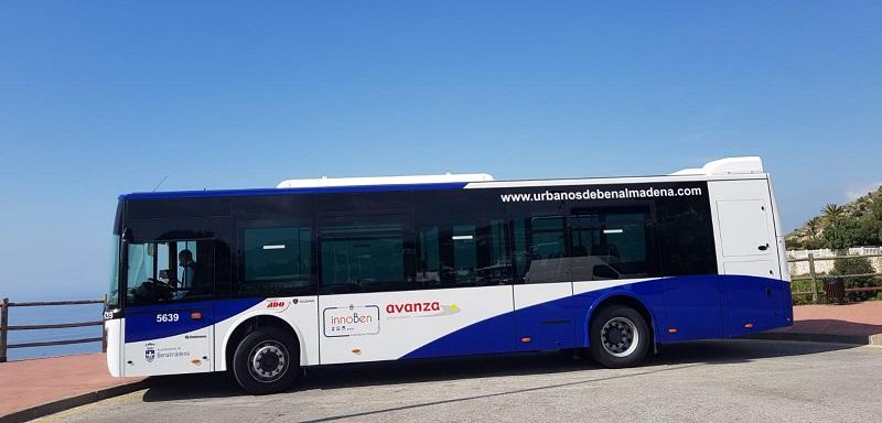 medios de transporte en benalmadena