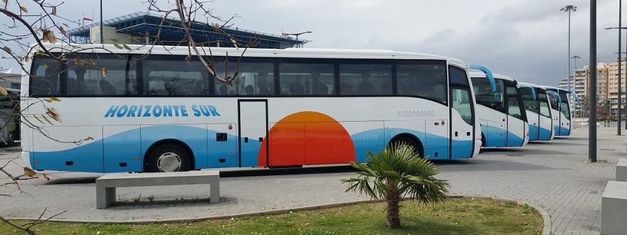 autobuses de tarifa