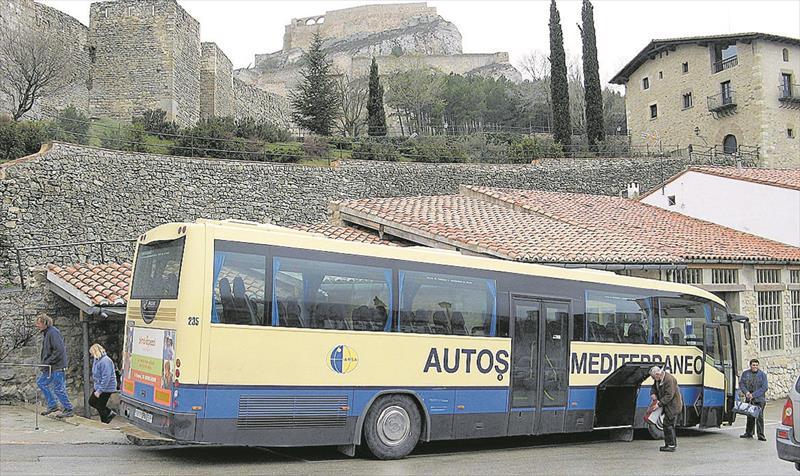 q ver en morella bus