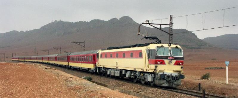 medios de transporte en marruecos