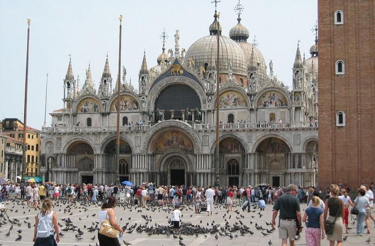 Que ver en Italia Venecia Basilica San Marcos