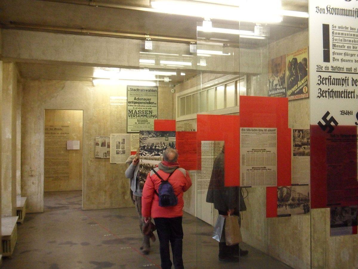 que ver en Alemania Colonia Centro de documentación