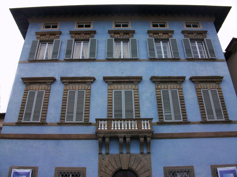 Que ver en Italia Roma palazzo blu