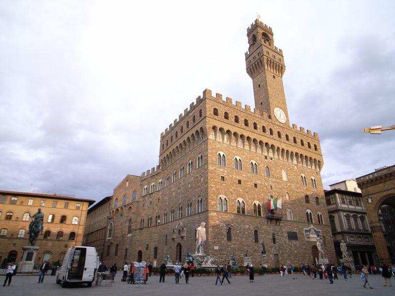 Que ver en Italia florencia palazzo vecchio