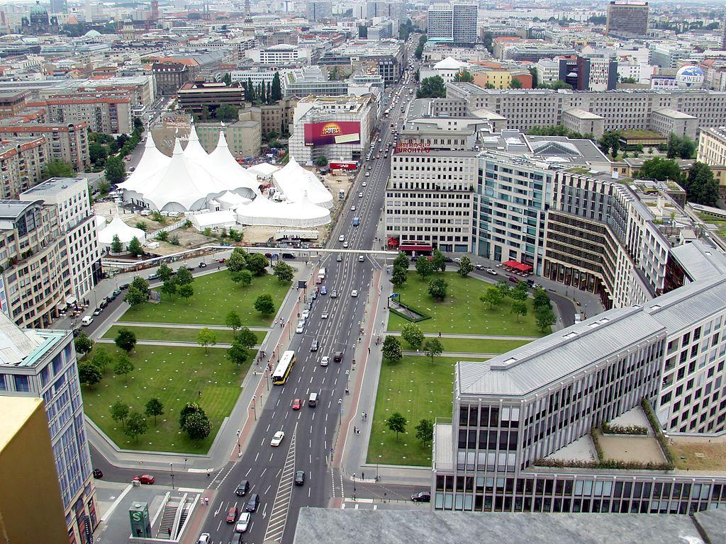 que ver en Alemania Berlín Potsdamer Platz