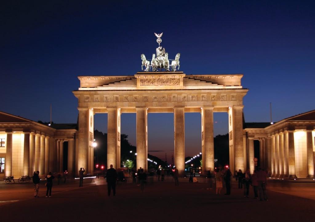 que ver en Alemania Berlín Puerta Brandenburgo