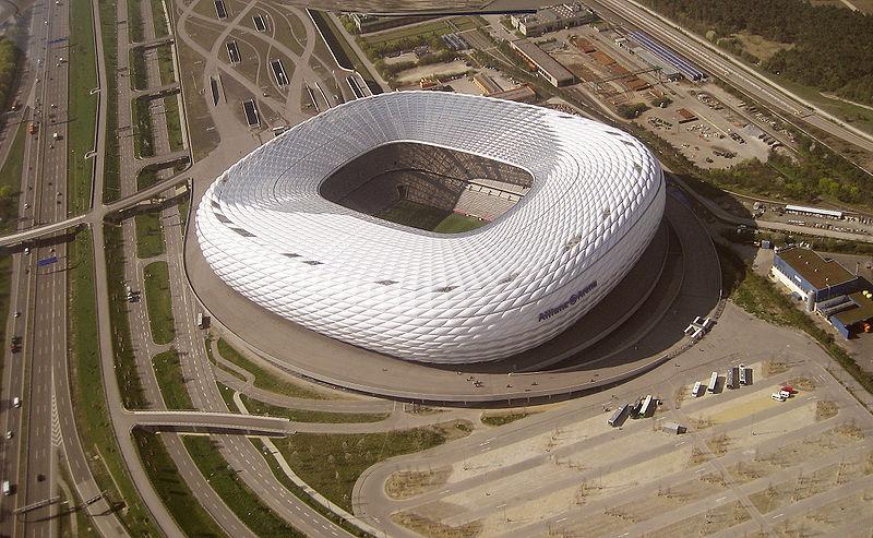 que ver en Alemania Munich allianz arena