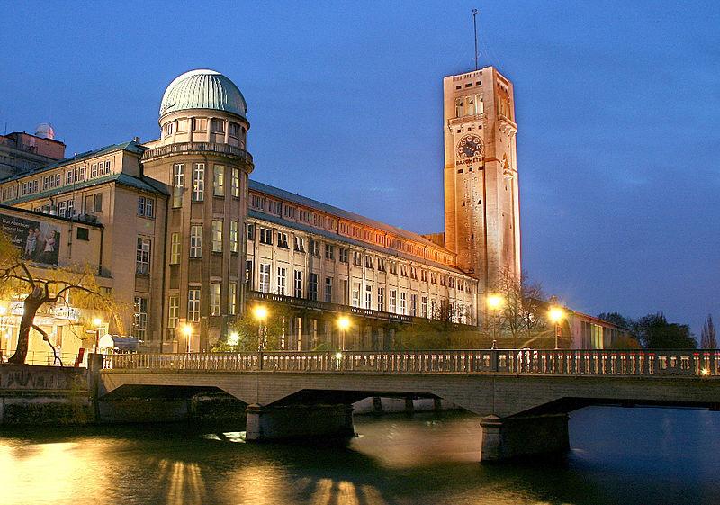 que ver en Alemania Berlín deutsches museum