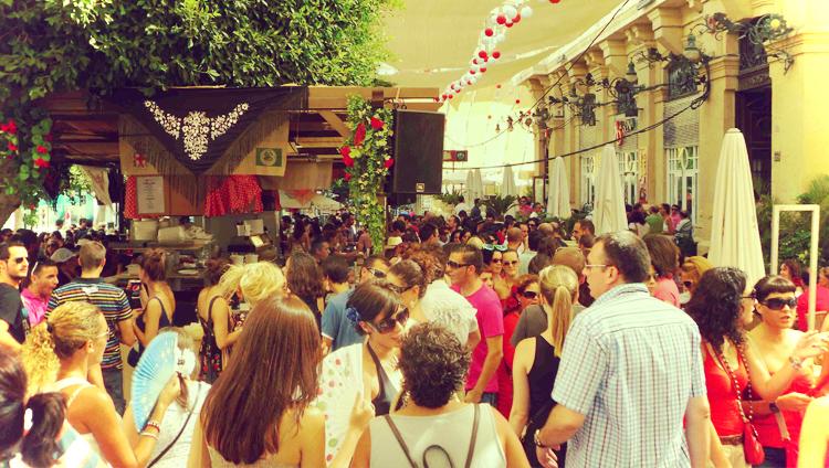 festividades en almeria