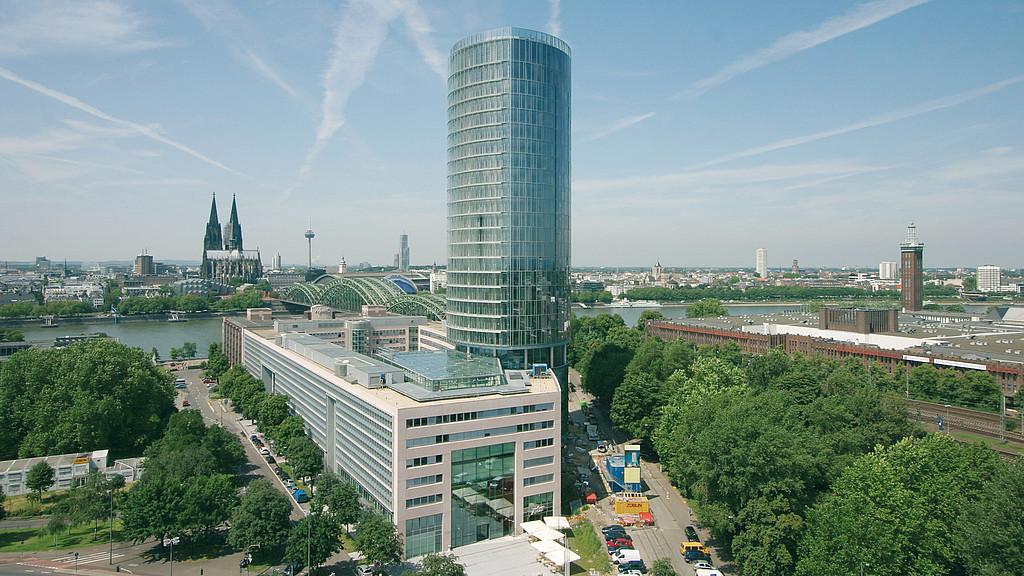 que ver en Alemania Colonia Koln triangle