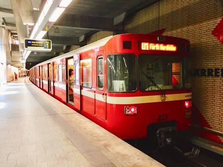 metro de nuremberg