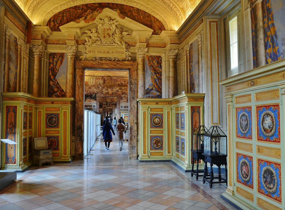 Que ver en Italia Roma museos vaticanos
