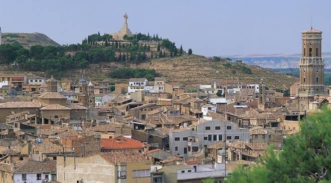 ciudades en españ