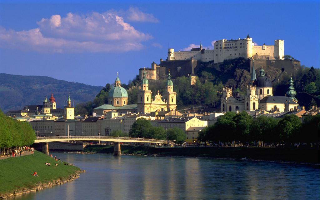 que ver en salzburgo austria