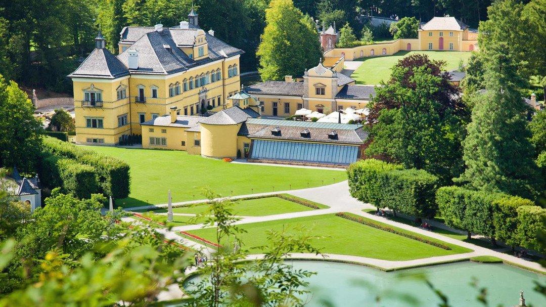 que ver en salzburgo un dia palacios y castillos