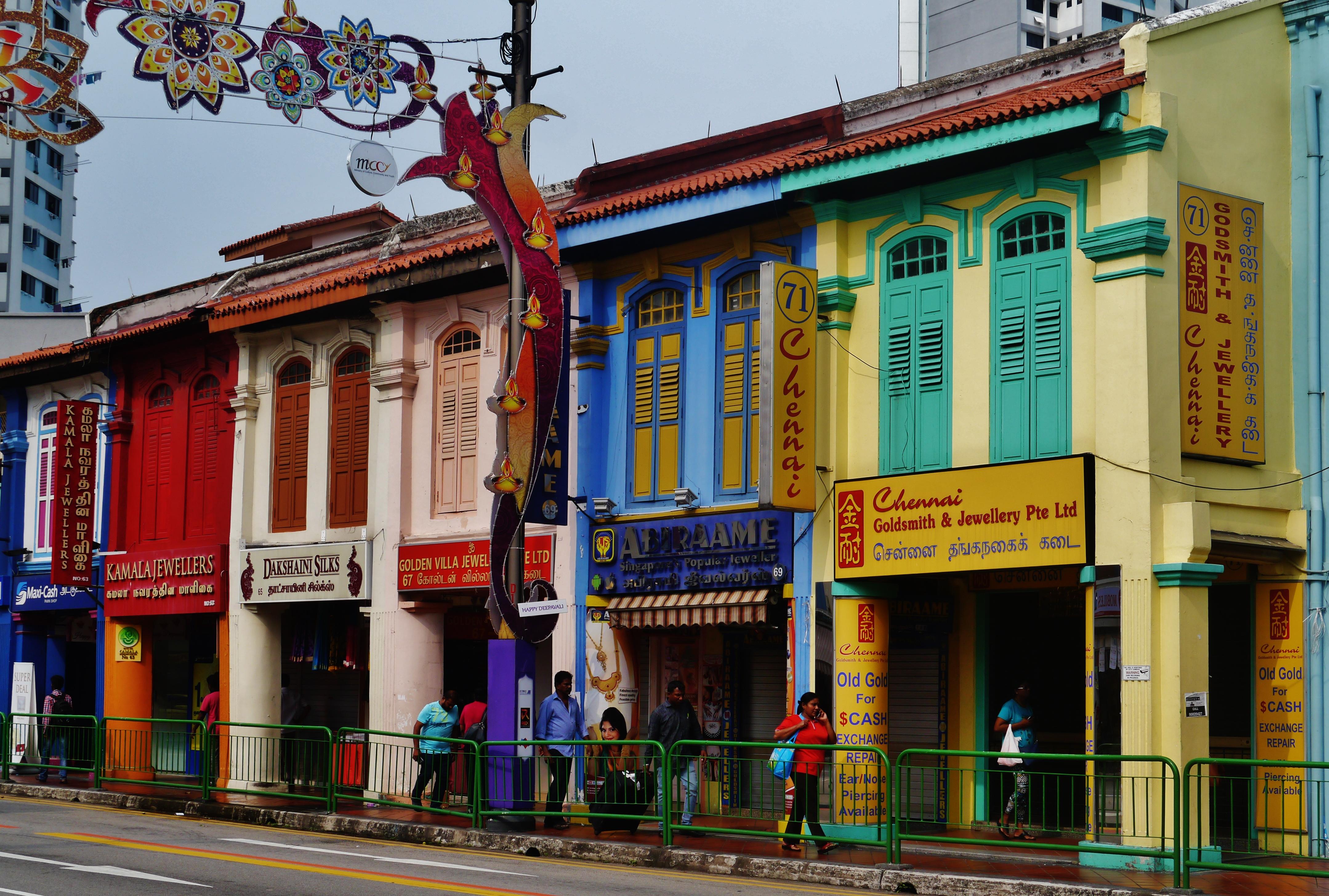 planes que hacer en singapur