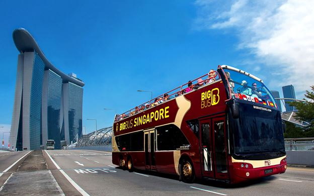 moverse en singapur