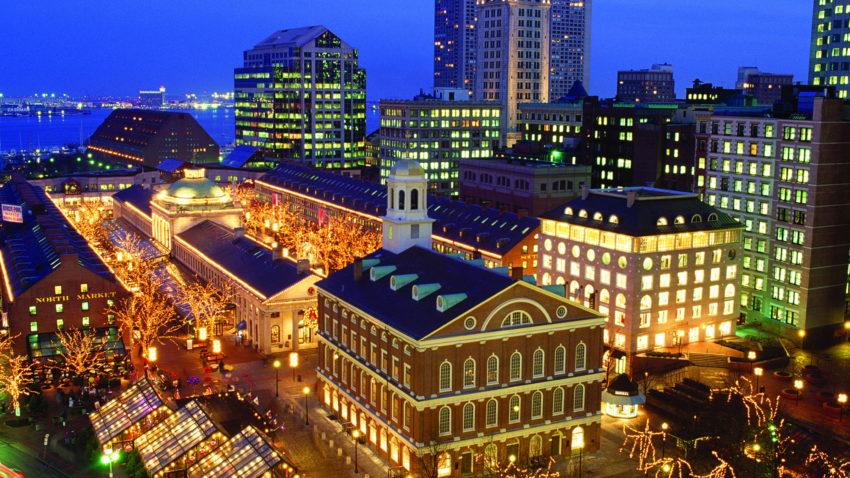 que se celebra en boston