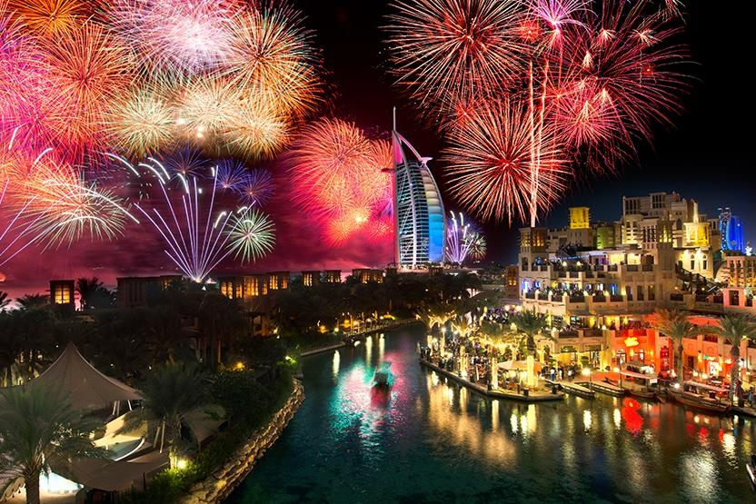 calendario festivo en dubai