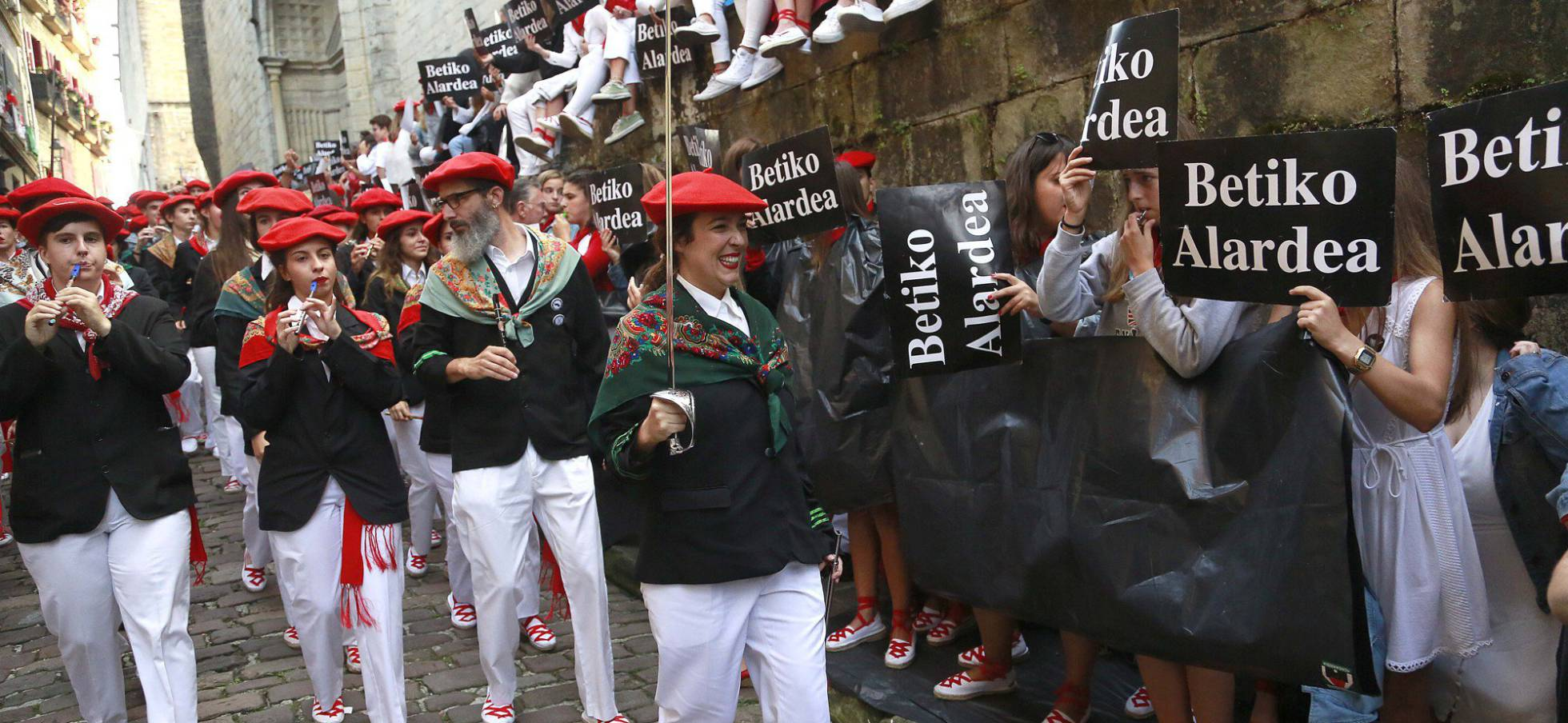 festividades en hondarribia