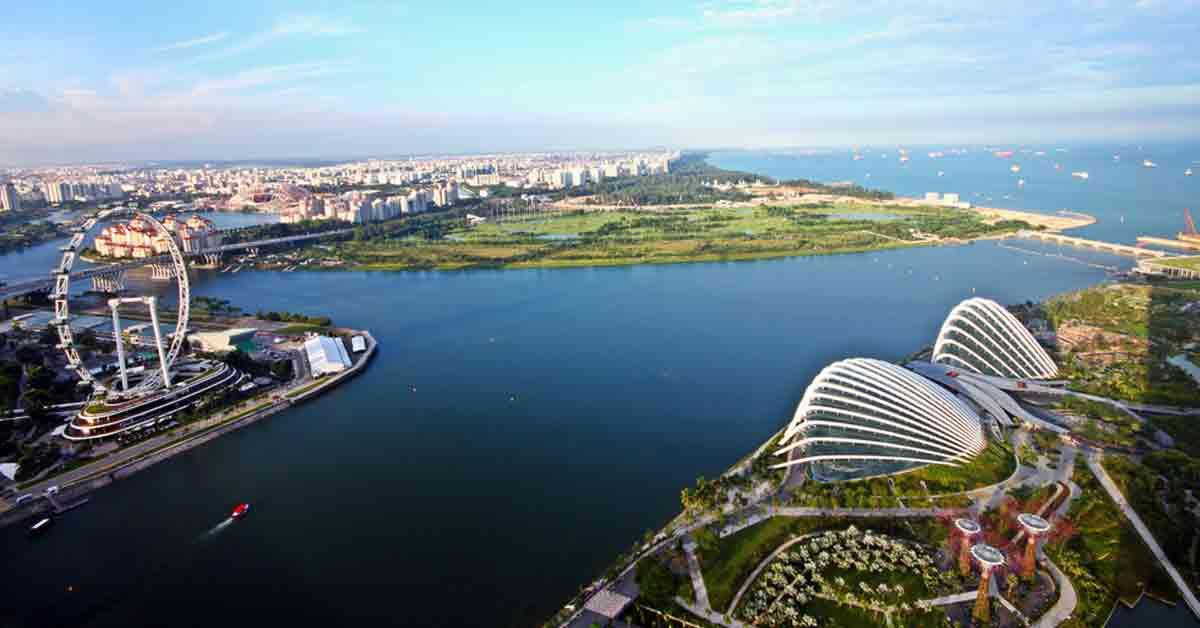 sitios turisticos de singapur
