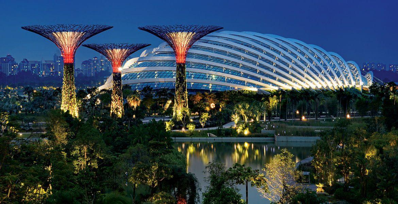 que sitios ver en singapur