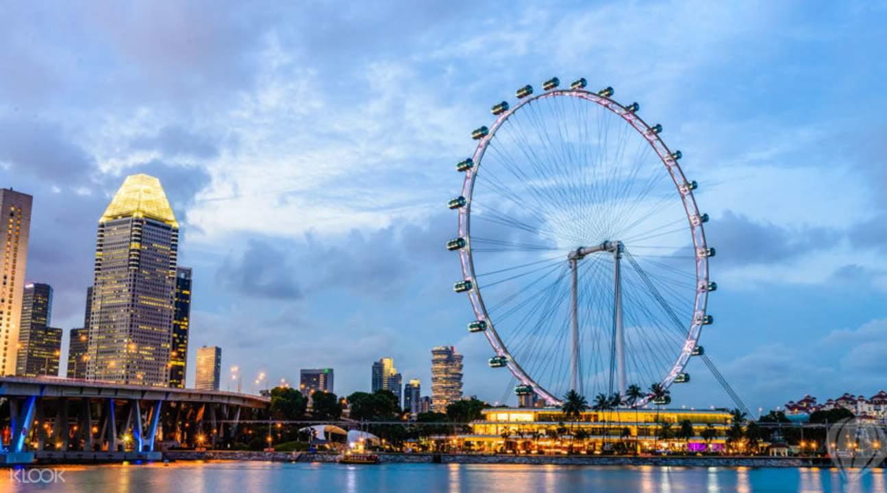 a donde ir en singapur