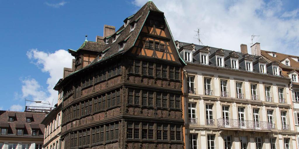que ver zona estrasburgo