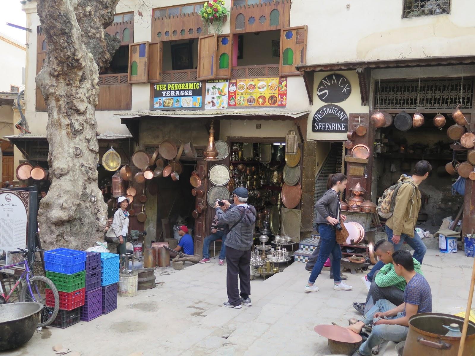 que ver marrakech o fez