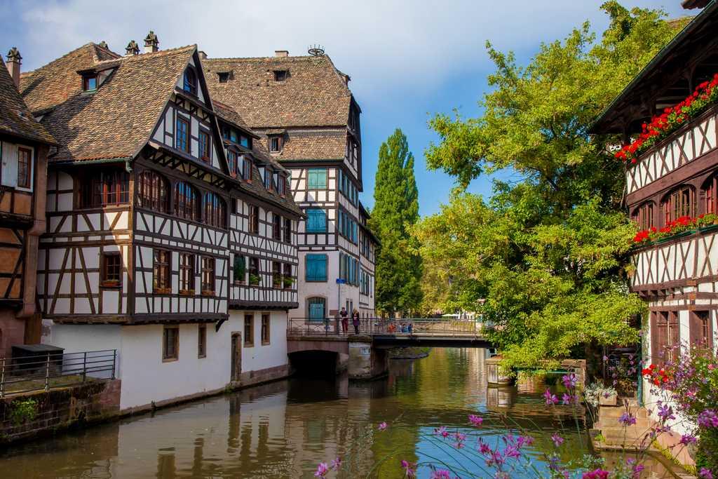 que ver alrededor de estrasburgo