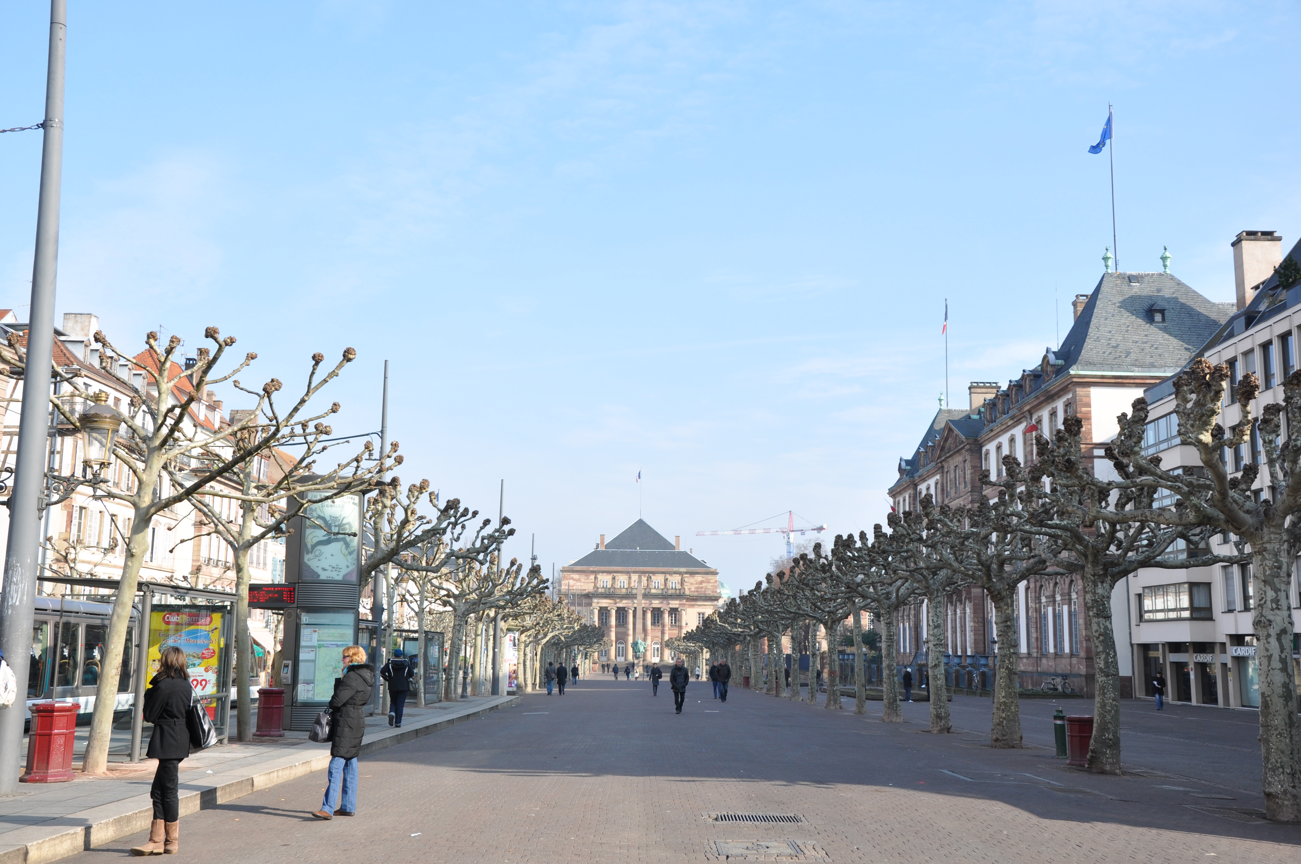 que visitar en estrasburgo francia