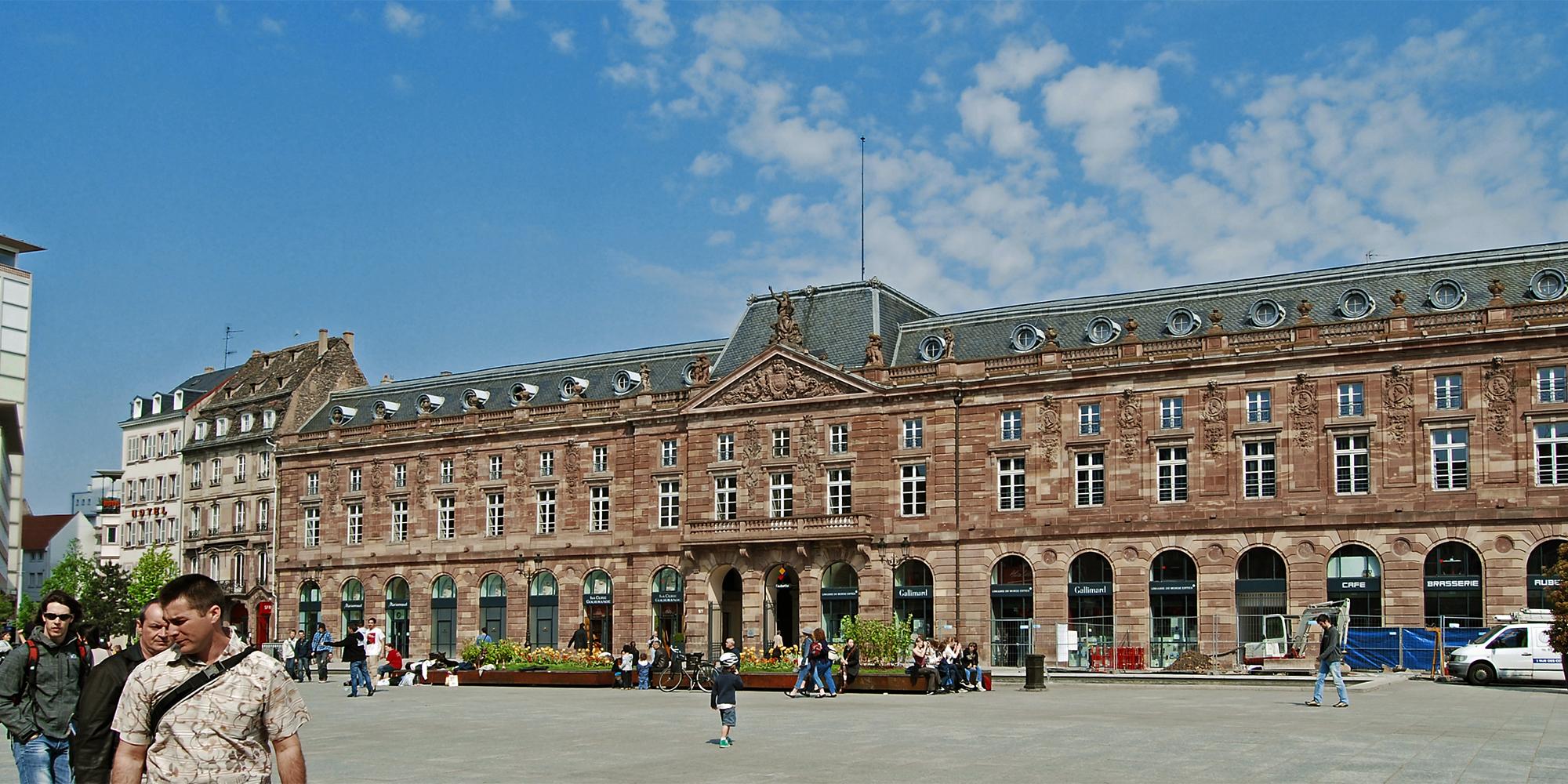 que hay que ver en estrasburgo