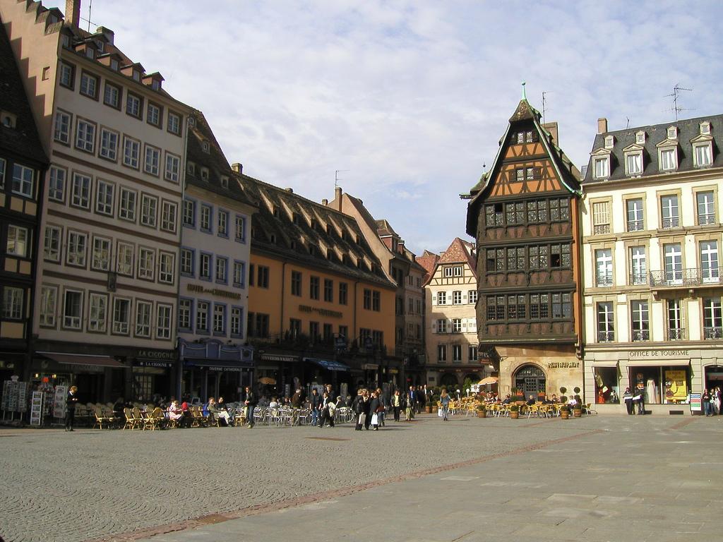 que ver en la petite france estrasburgo