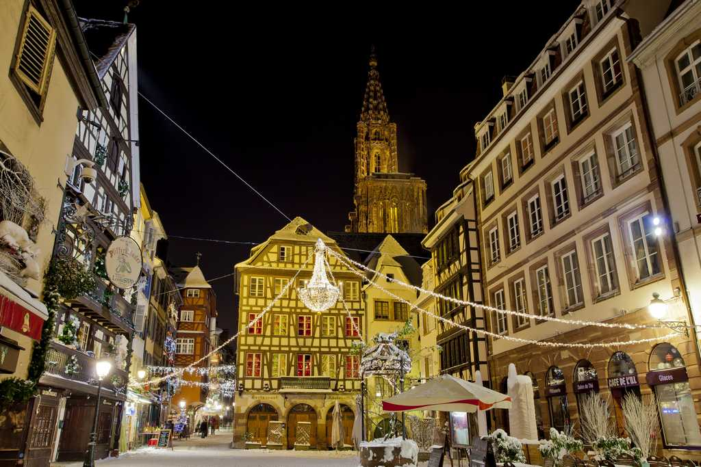 que ver en estrasburgo en dos días