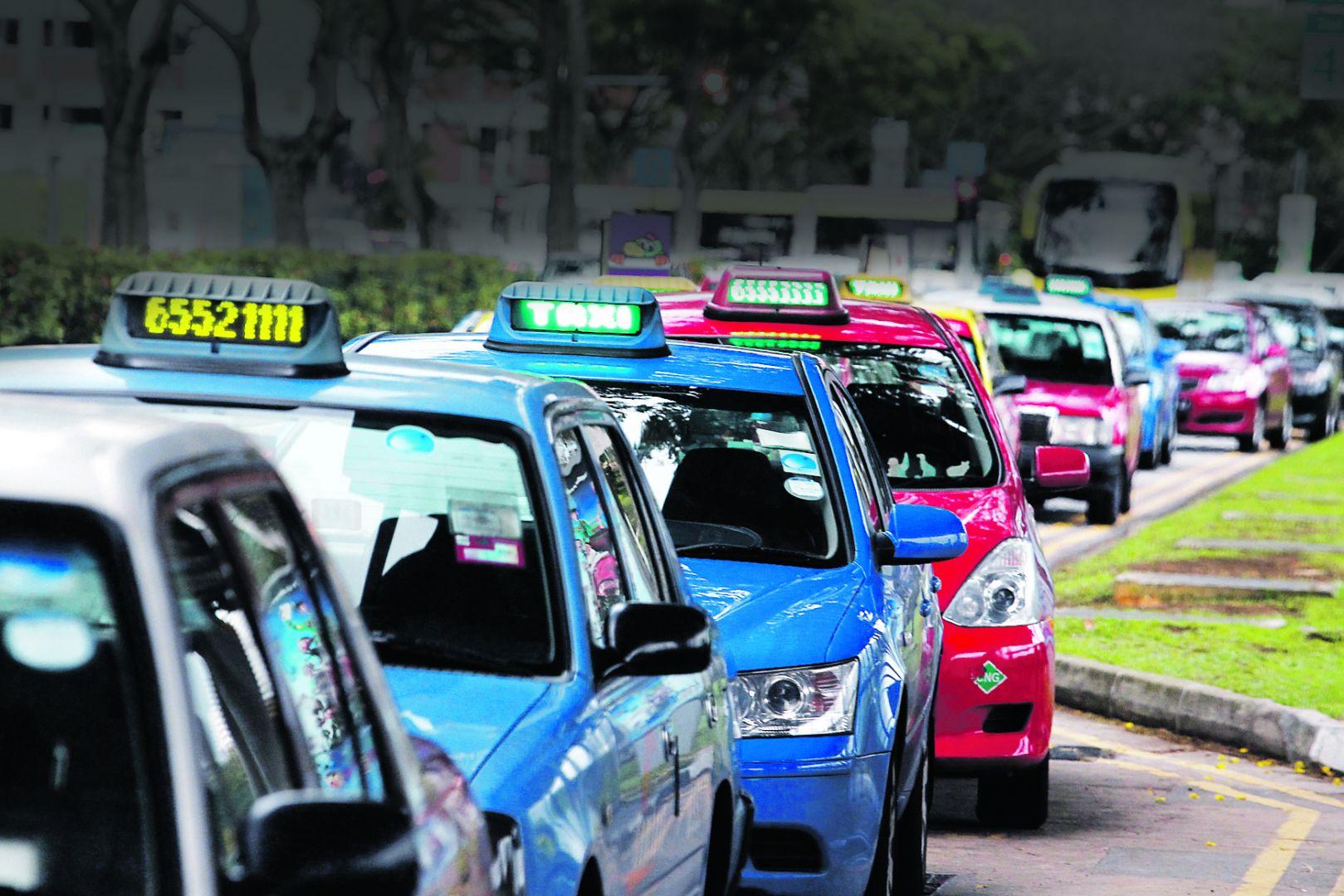 moverse por singapur