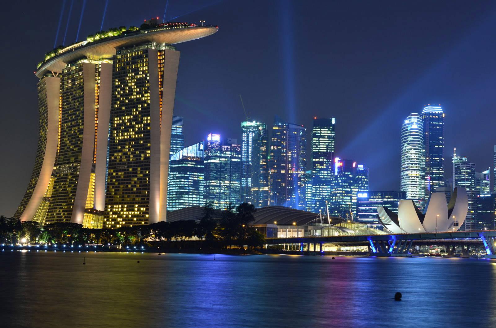 clima promedio en singapur