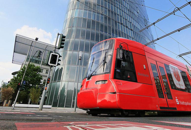 metodos de transporte en dusseldorf