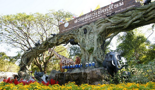 niños en chiang mai