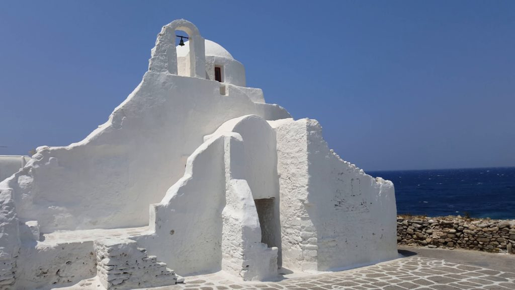 iglesias en mykonos
