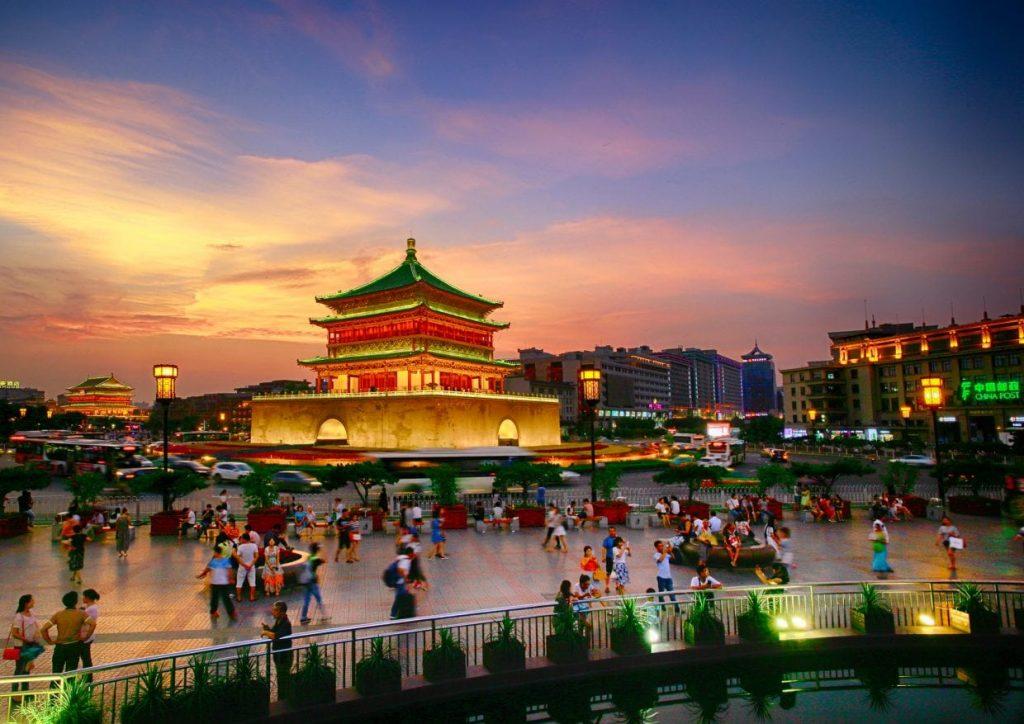 sitios turisticos de china