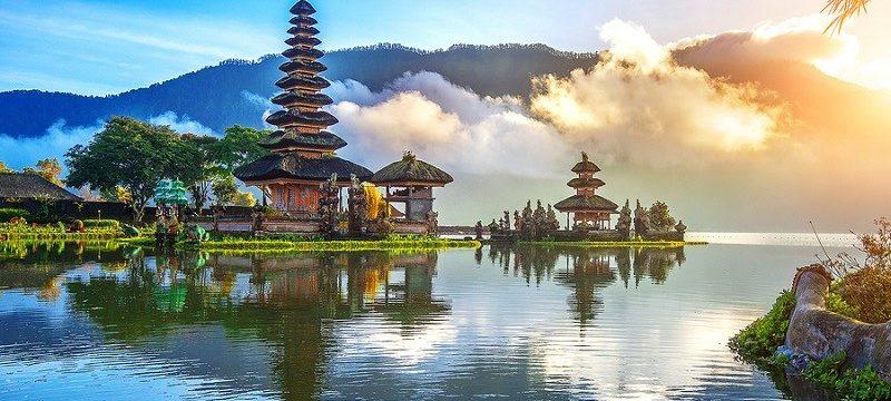 clima que hace en indonesia