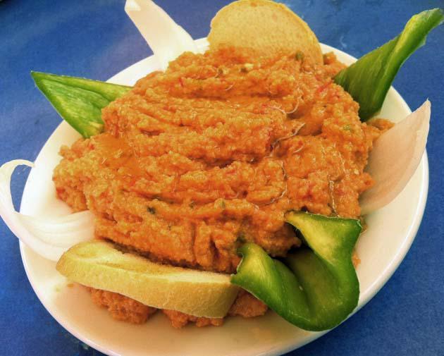 comida tradicional chipiona