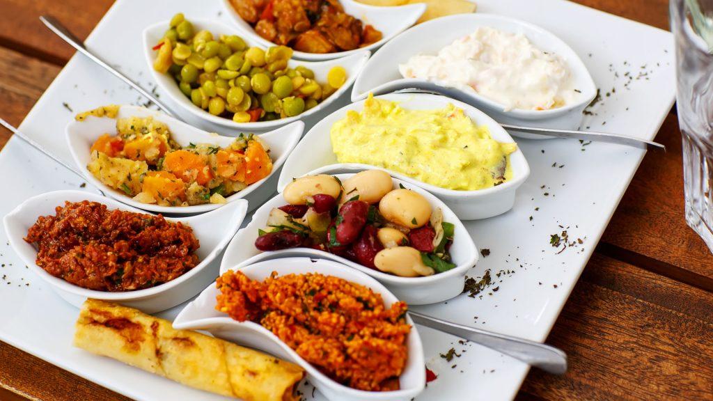 comida tradicional en mikonos
