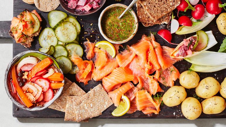comida tipica de suecia