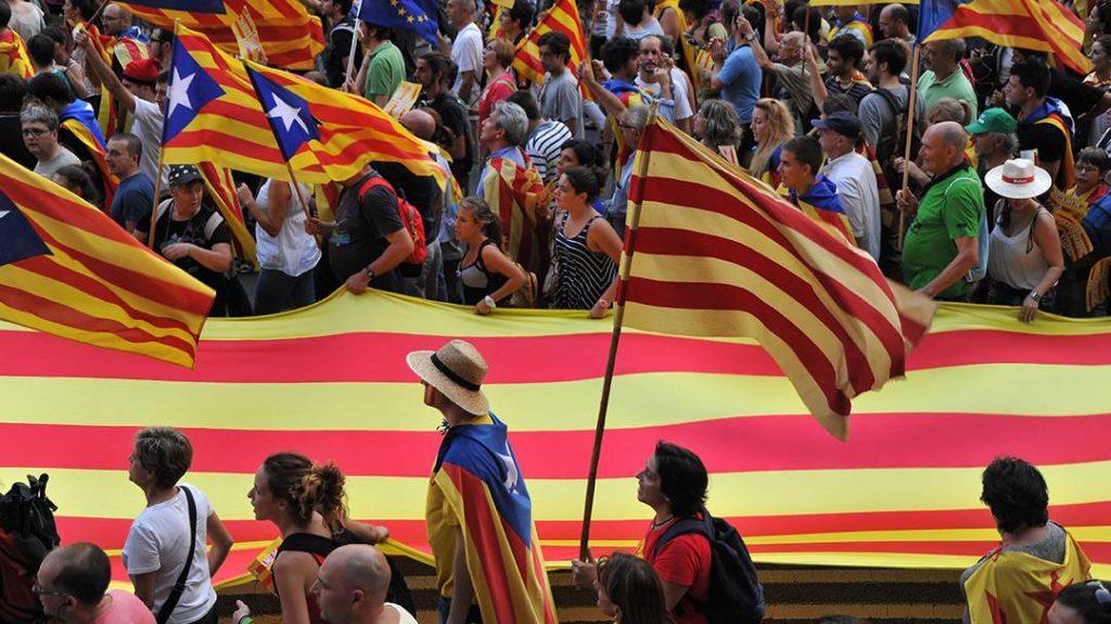 celebraciones en cataluña
