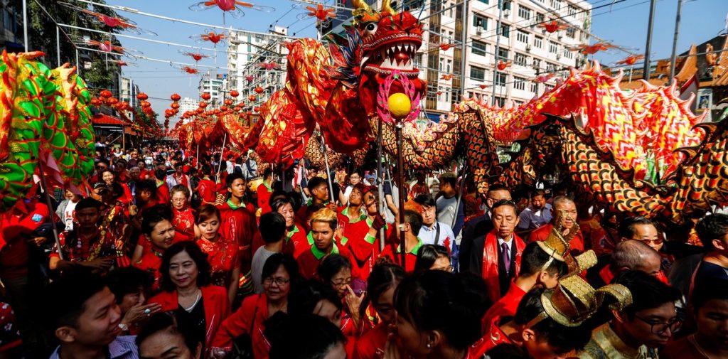 fiestas que hay en china