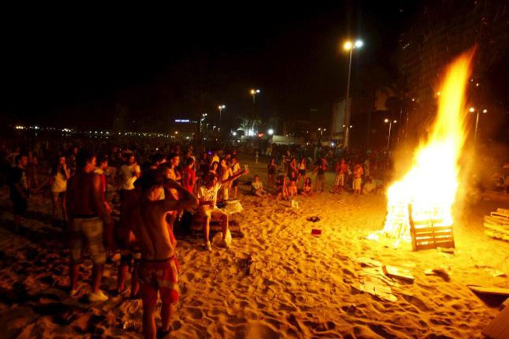 fiestas tradicionales en noja