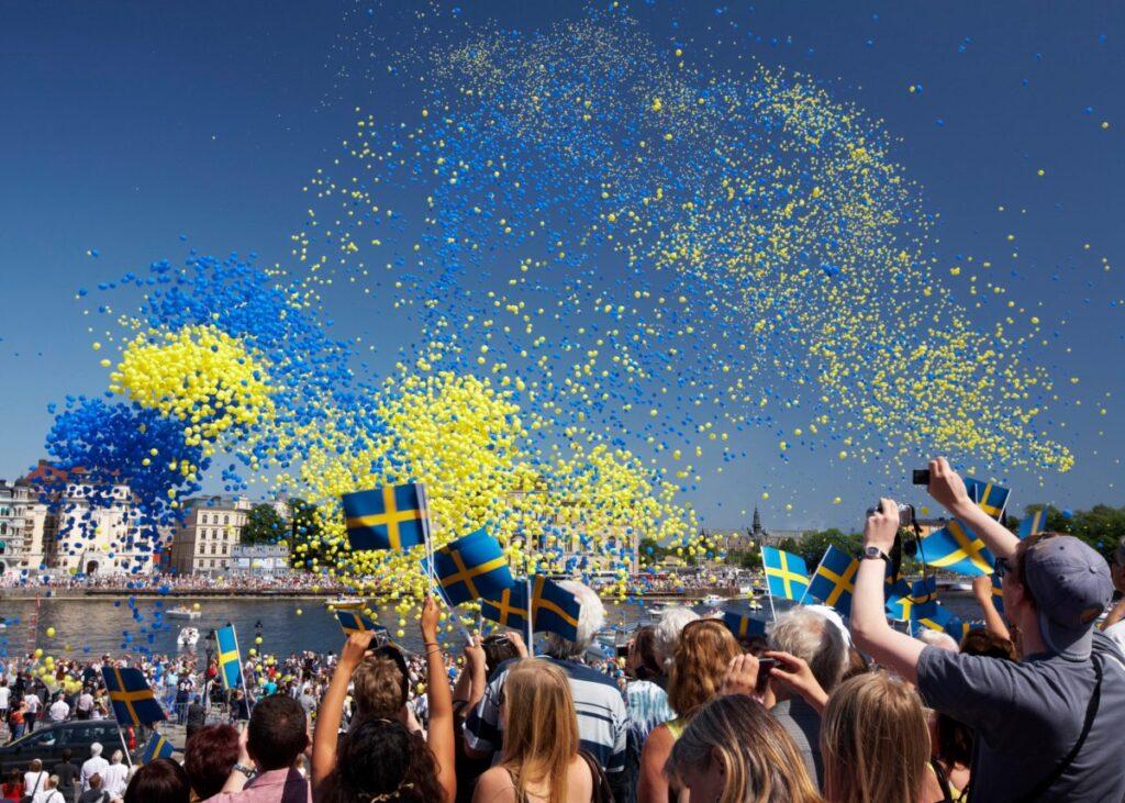 fiesta nacional de suecia
