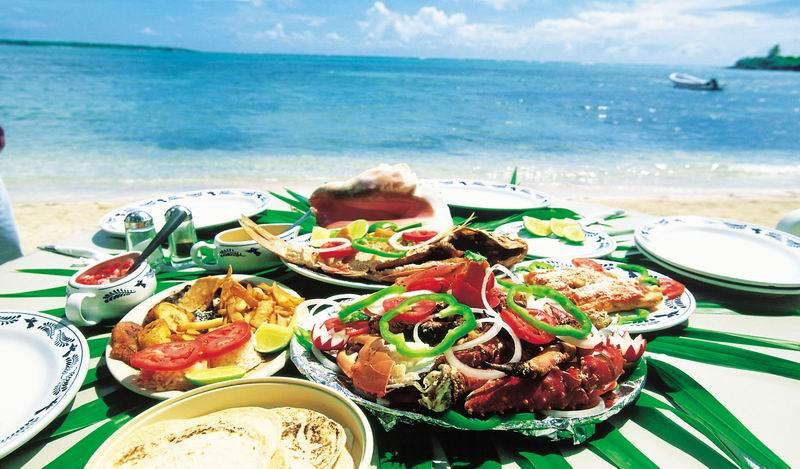 que comer en la riviera maya